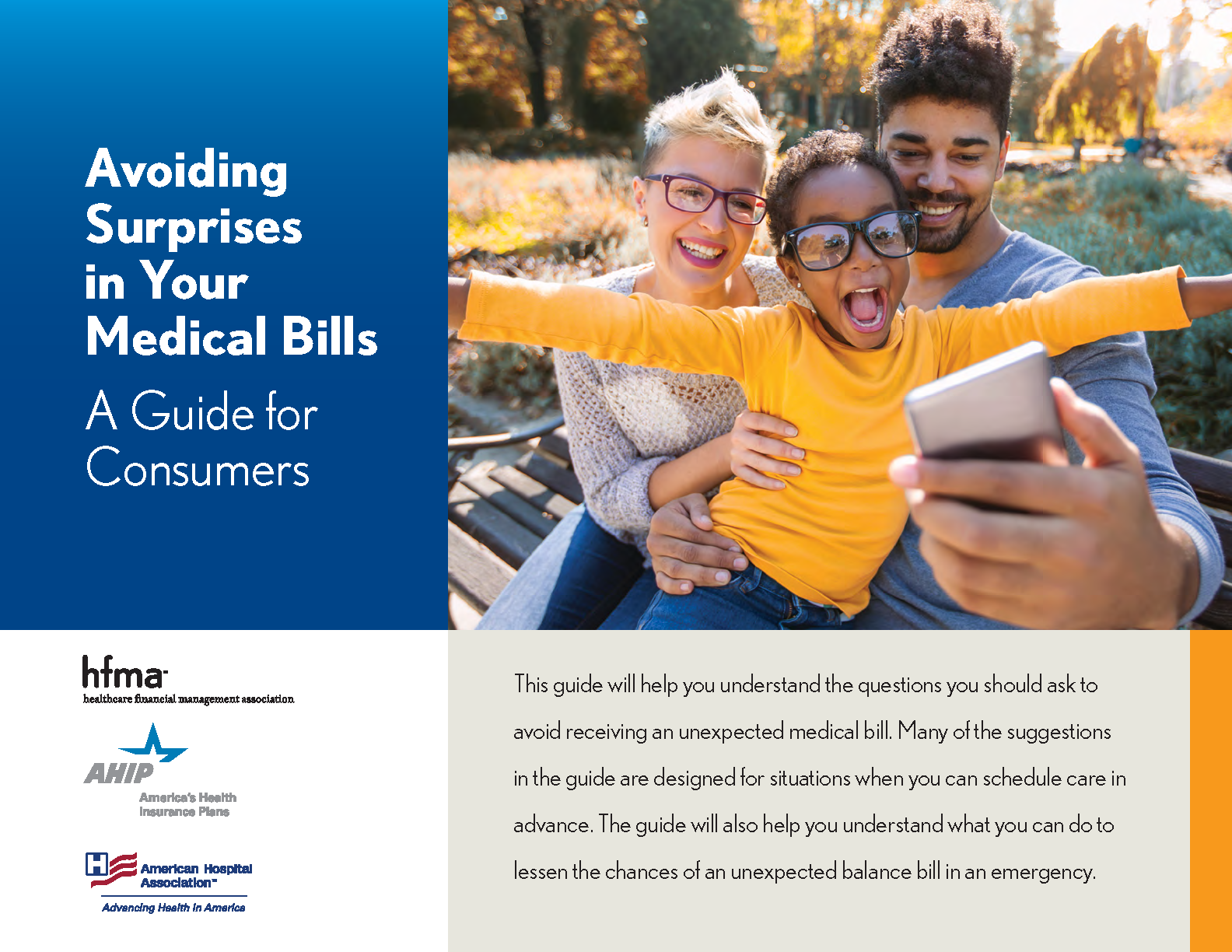 Download Avoiding Surprises in Your Medical Bills: A Guide for Consumers English-language version PDF